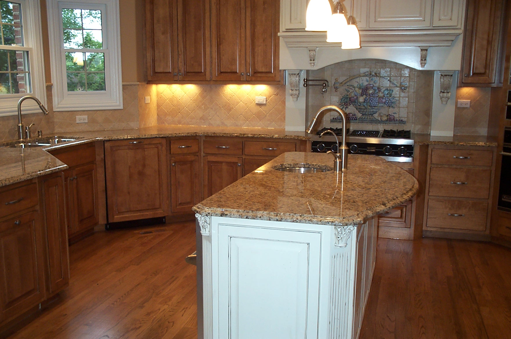 Perfect Granite Tile Kitchen Countertop 1760 x 1168 · 447 kB · jpeg